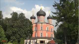 видео Достопримечательности и святыни Даниловского монастыря в Москве