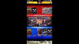 斬-Xan- 戦国闘檄・無双伝のプレイ動画(iPhoneカードゲームアプリ)