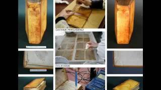 reštaurovanie papiera, starých tlačí a knižnej väzby