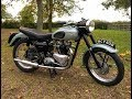 1954 Triumph T110 650cc for Sale