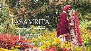 Jasamrita & Jasdip - Next Day Edit