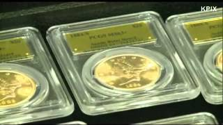 $10 million in gold treasure found buried in California backyard