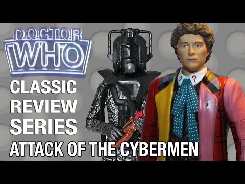 Doctor Who Classic Review Series #6: Attack of the Cybermen
