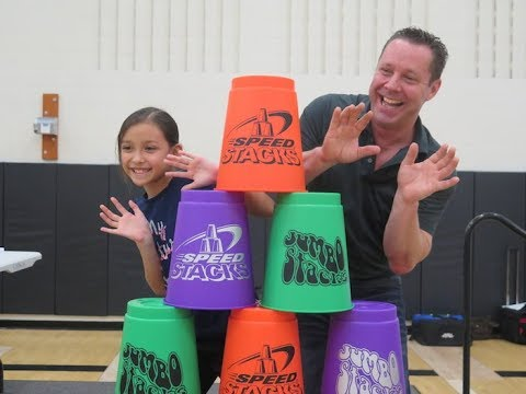 Sport Stacking Tournament Sees Great Turnout