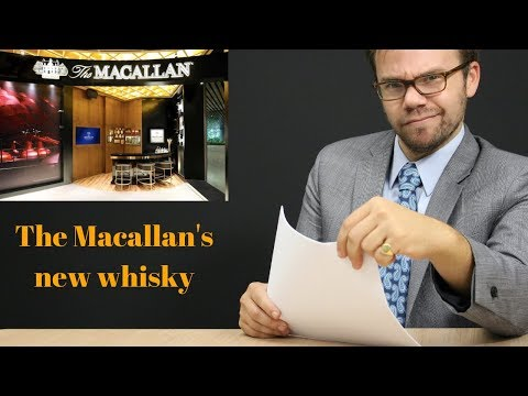 Macallan Launched a New Whisky: Breaking News!