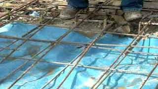 Ddq51 - Demo Sambung Reinforcement Bar
