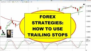 Forex Strategies How To Use Trailing Stops