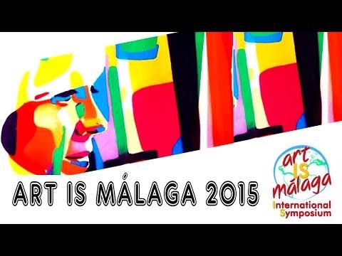 ART IS MÁLAGA 2015  (documentary)