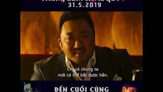 """Phim Hành Động """"TRÙM, CỚM VÀ ÁC QUỶ"""" Trailer 31.5.2019"""