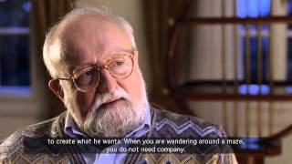 The Composer Krzysztof Penderecki - Paths Through The Labyrinth (Trailer English)