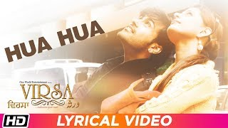 Hua Hua Lyrical Jawad Ahmad Virsa Punjabi Song