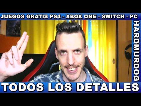 ¡¡¡JUEGOS GRATIS PS4/XBOX ONE/SWITCH/PC!!! Hardmurdog - Noticias - Videojuegos - Mayo - 2017