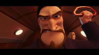 Тэд путешественник и тайна Царя Мидаса (2017) русский трейлер мультфильм