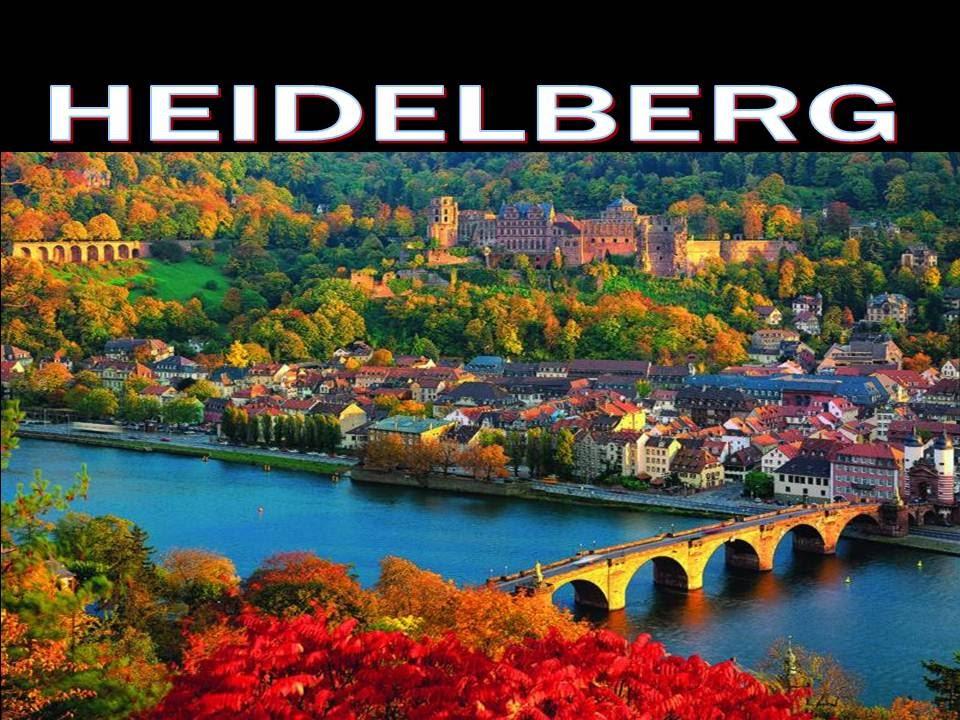 Enkle dansekurs i Heidelberg