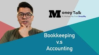 Bookkeeping v s Accounting