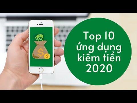 #Top 10 ứng dụng kiếm tiền trên điện thoại uy tín nhất 2020