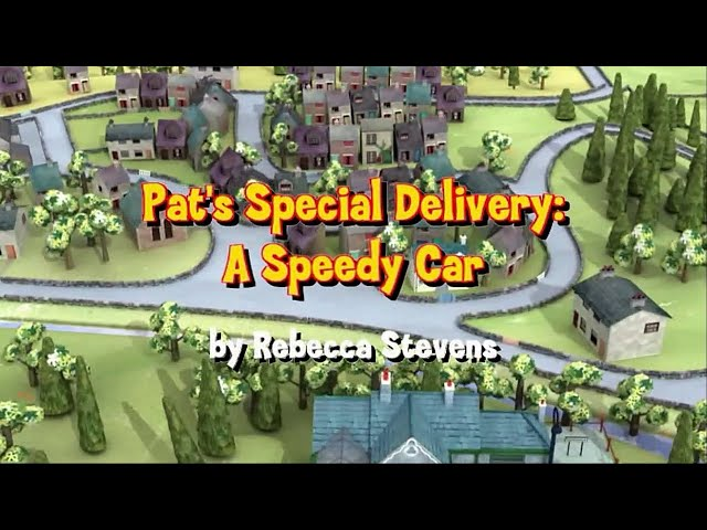Pieter Post - Seizoen 9 - Afdeling Speciale Pakketjes - Aflevering 12 - Snelle auto
