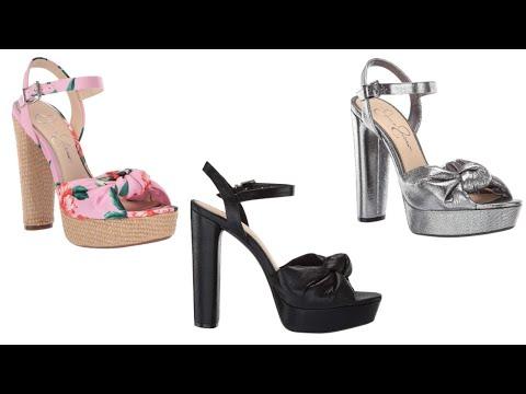 Sandalias De Tacon Alto Sandalias De Moda 2021 Sandalias De Mujer Tacones Altos De Moda Sdn