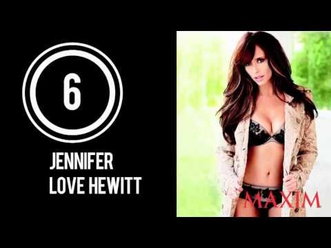 Maxim Hot 100 List 2013