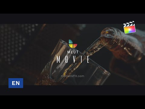 mLUT Movie - FCPX Tutorial - MotionVFX thumbnail