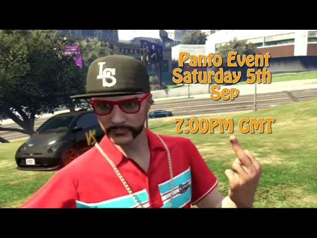 GTA Online - Van Society Panto Appreciation