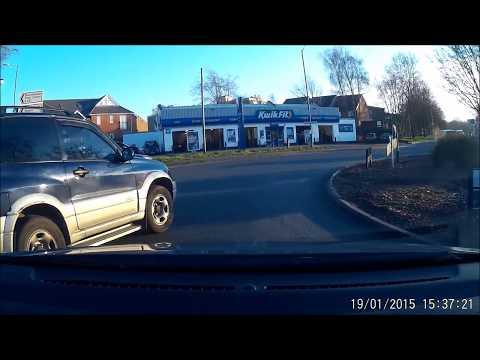 Dash cam 1. Rubbish drivers Bournemouth & Poole.