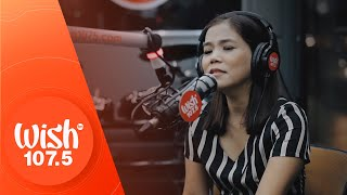 "Juris performs ""'Di Lang Ikaw"" LIVE on Wish 107.5 Bus"