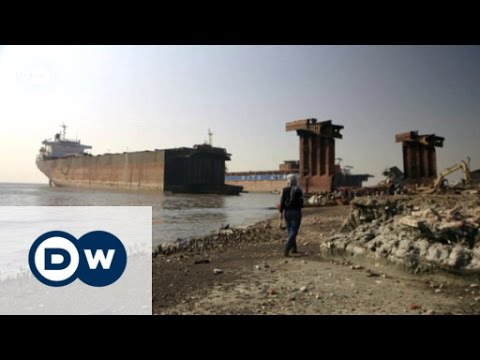 The Chittagong Ship Breaking Yard | Journal Reportes