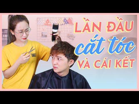 HƯƠNG WITCH LẦN ĐẦU THỬ CẮT TÓC CHO TRAI | FIRST TIME TRYING TO CUT GUY HAIR