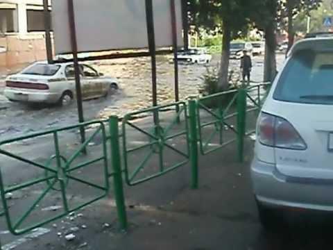 Потоп в Рубцовске