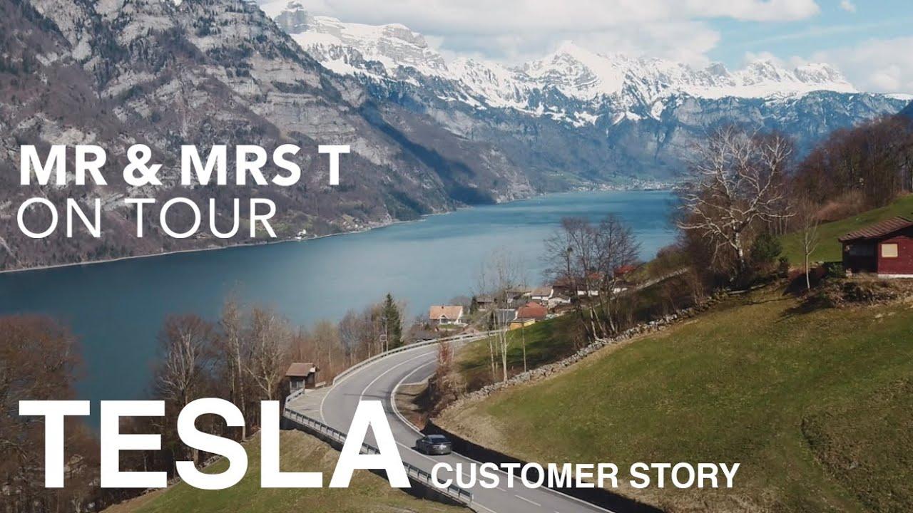TESLA Customer Story: Mr & Mrs T on Tour