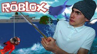 JIJ GELOOFT NIET WAT IK VANG! (Roblox Fishing Simulator)
