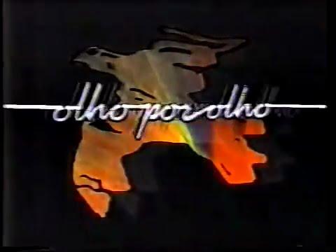 Vinheta de Intervalo Olho por Olho 1988 - Rede Manchete