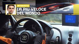 490,48 km/h con la Chiron | Perché Bugatti ha costruito un'auto così veloce