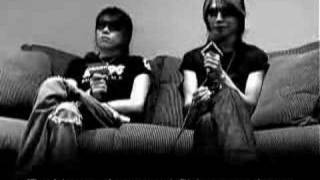 Artist of the day at Maniatv.com was Dir en grey. Interview with Di...