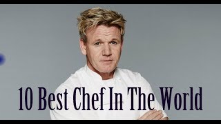 10 The Best Chef In The World - The Best Gallery Award