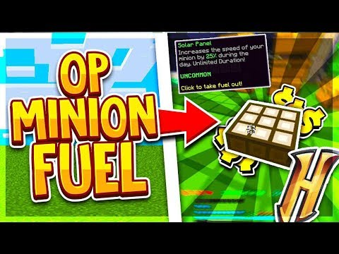 hypixel-skyblock:-the-most-op-minion-fuel!-how-to-get-the-solar-panel!-|-minecraft-skyblock-[4]