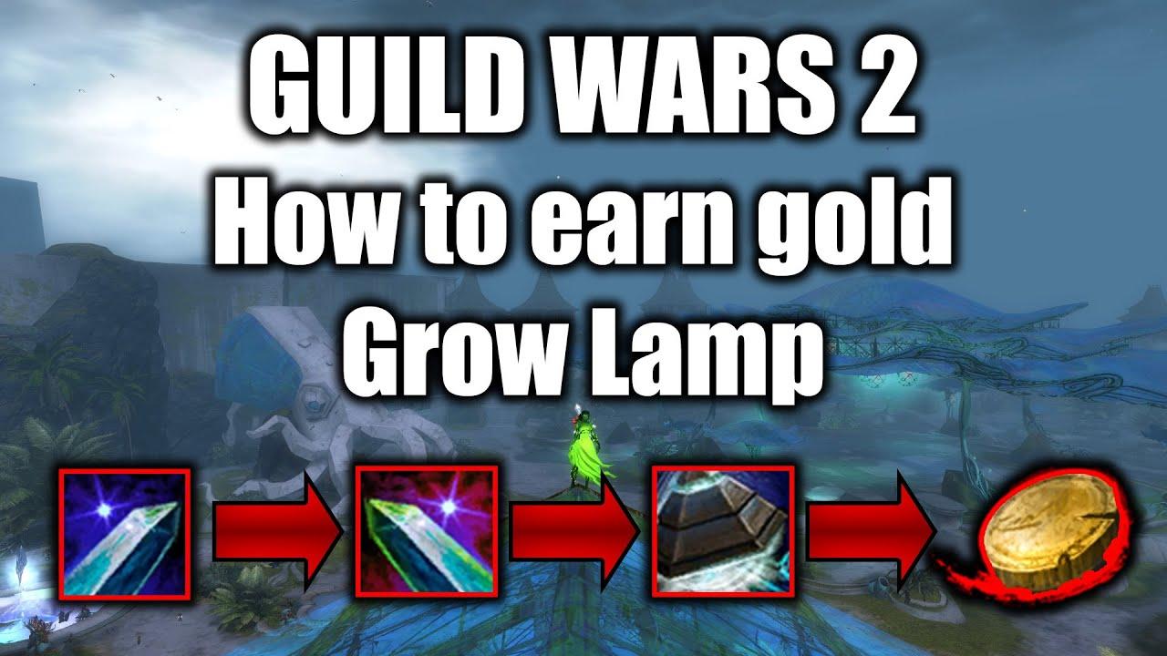 Glow Lamp Gw2