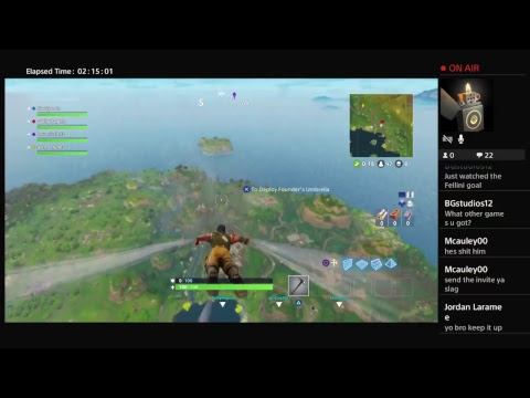 Lets play Ps4 Laramizzle93's Live PS4 Broadcast fortnight  join in n chat n chill