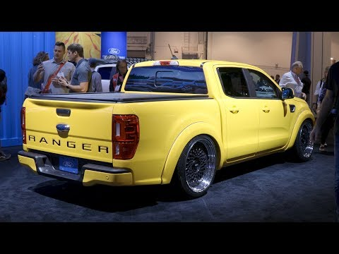 Our Favorite Ford Trucks at SEMA — PickupTrucks.com