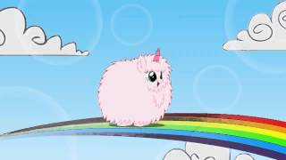 pink fluffy unicorns dancing on rainbows 24 hour insanity version