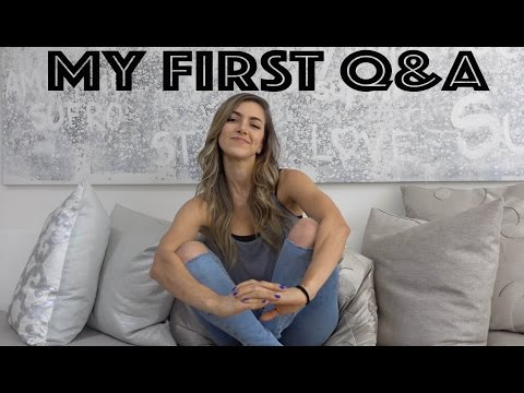 ANLLELA SAGRA | My First Q&A (English) - About Me