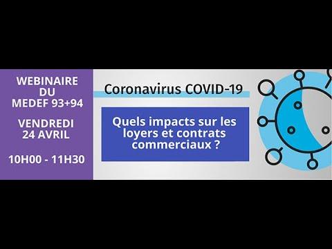 Covid-19 : Quels impacts sur les loyers et contrats commerciaux ?
