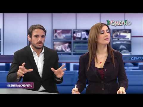 Central CMD: Entrevista a Raffaela Camet