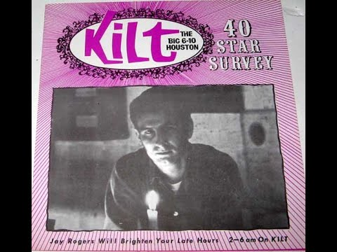 K I L T 610 Houston - Jay Rogers (1968)