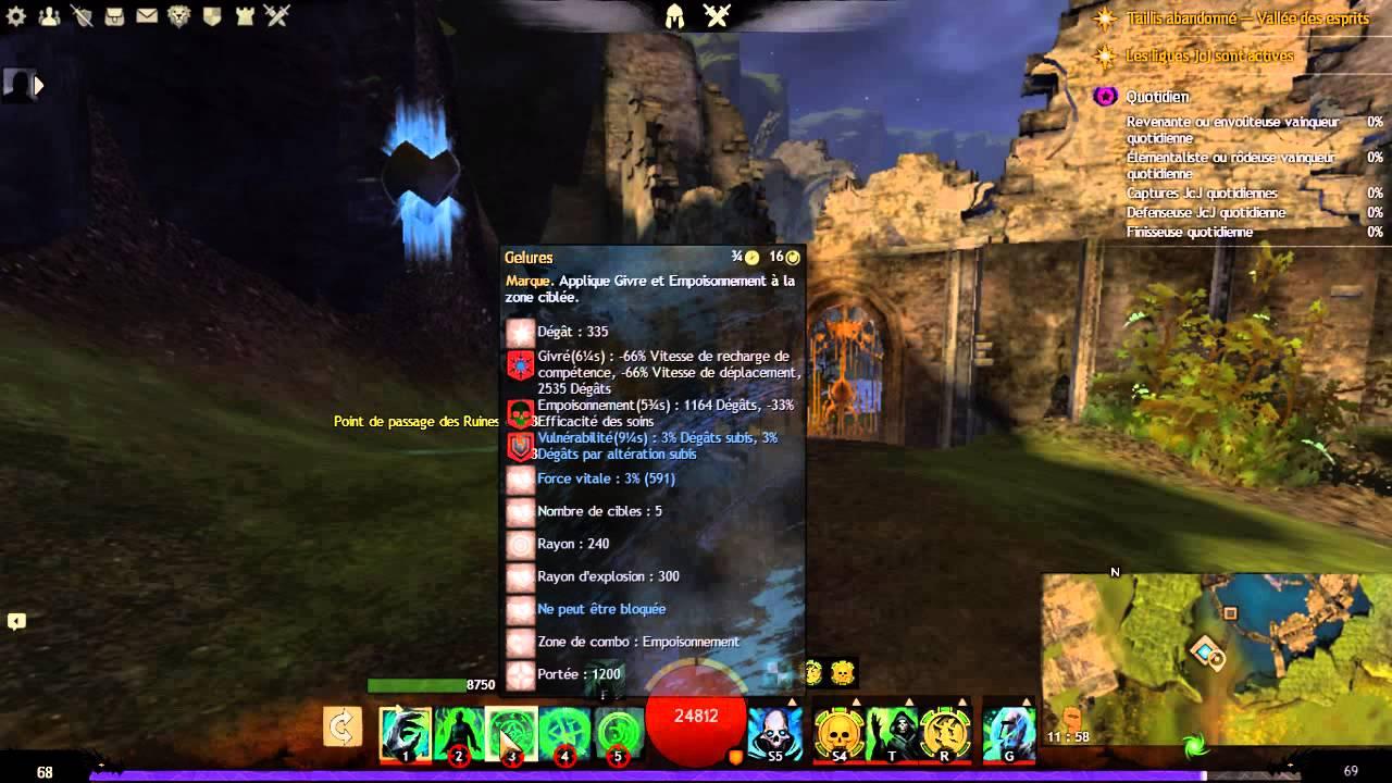 Guild Wars  Necro Pvp Build