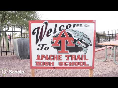 What! Students can Work & Earn Credit? Check out Apache Trail High School