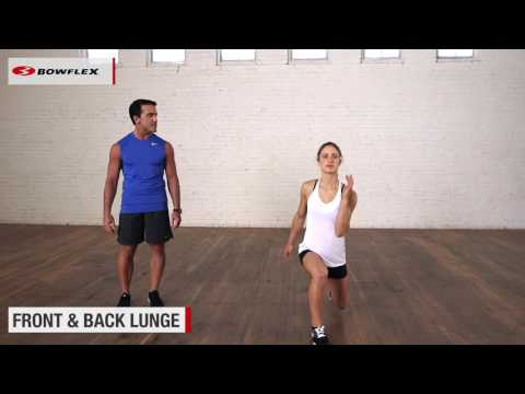 Lunge Variations: 7 Different Lunges to Tone Your Legs