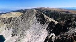 Musala (Мусала, 2925m), höchster Berg des Balkans