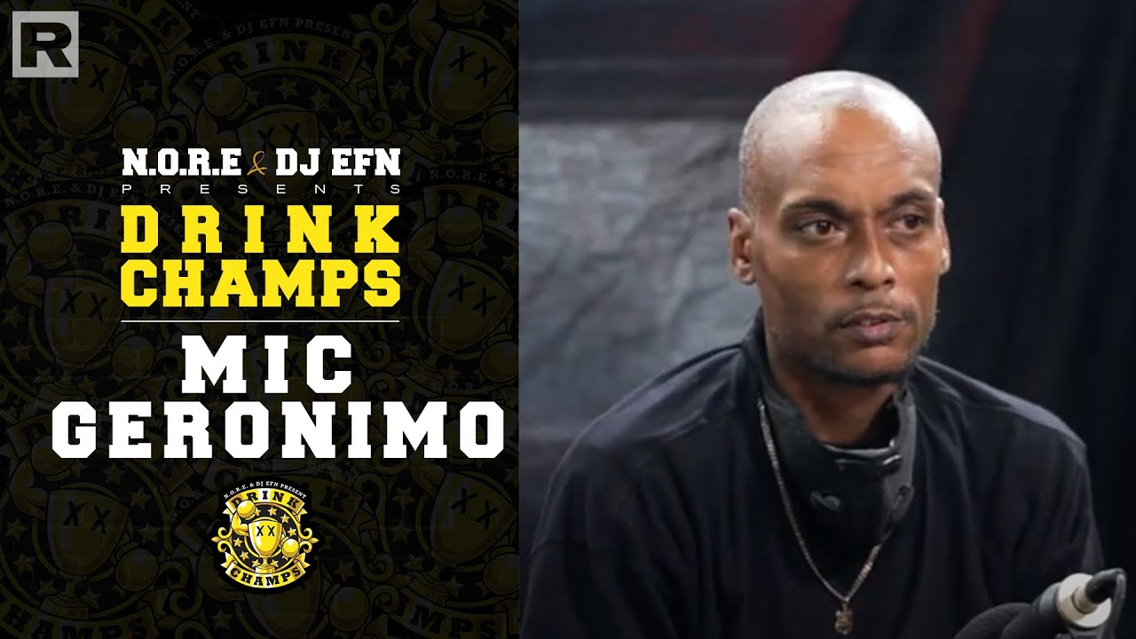 Mic Geronimo On The Good/Bad Side Of The Music Industry, 2Pac, JAY Z, DMX & More   Drink Champs